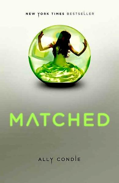 Matched, Dystopia, and the Infamous Love Triangle | goodbookscents